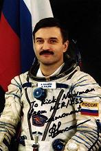 Alexander Yuryevich Kaleri - March 17, 1992 Flight: Soyuz TM-14, July 8, 1992 Flight: EVA Soyuz TM-14-1, August 17, 1996 Flight: Soyuz TM-24, Dec 2, 1996 Flight: EVA Soyuz TM-24-1, Dec 9, 1996 Flight: EVA Soyuz TM-24-2, April 4, 2000 Flight: Soyuz TM-30, May 12, 2000 Flight: EVA Soyuz TM-30-1