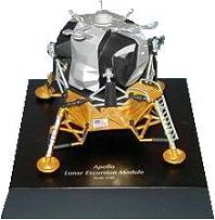 NASA Apollo Lunar Excursion Module Model