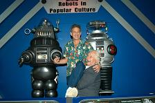 Rick Newman, Bob May & the Robots