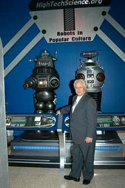 Bob May, Robby & the B9 Robot