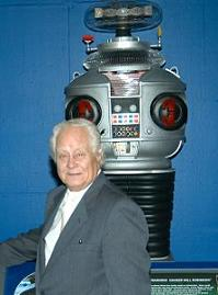 "Bob May the man in the ""B9 Robot"""
