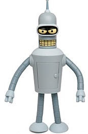 Our Bender Robot
