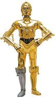 C3PO from Star Wars