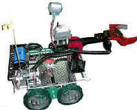 The HighTechScience.org Competition Robot