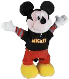 "Our ""Dance Star Mickey Mouse"" Robot"