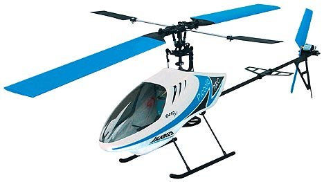 Piccolo Pro - Battery Powered Helicopter