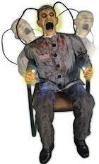 Our Electrocuted Prisoner Animatronic Robot