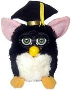 Our Special Edition Graduation Furby