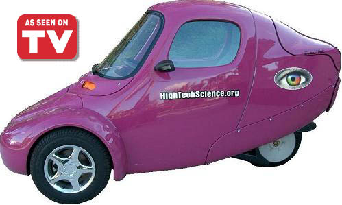 Here is one of our Sparrow Electric Vehicles