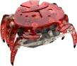 Our HexBug Crab