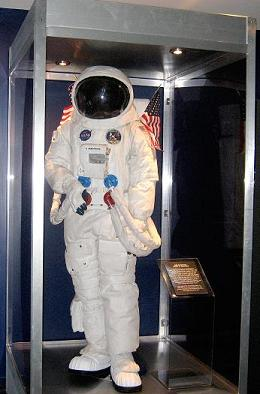 HighTechScience.org's Neil Armstrong Apollo Space Suit