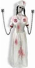 Animatronic Nurse