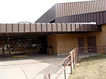 Poplar Middle School in Montana