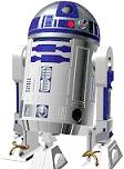 Our R2D2 Robot from Star Wars