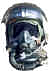Royal Air Force (RAF) Flight Helmet