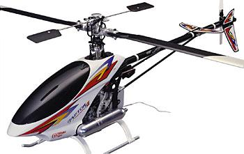 Raptor 90 SE - Gas/Nitro Powered Helicopter