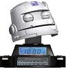 "Our ""Mr. Clock Radio"" Robotic Clock"