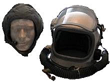 Russian GSH-6 Flight Helmet - Click for more Info