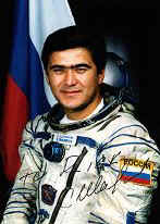 Salizhan Shakirovich Sharipov - January 23, 1998 Flight: STS-89