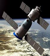 The ShenZhou 1 Spacecraft. Click for more info.