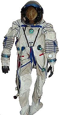 Our SOKOL KV-2 Space Suit
