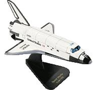 NASA Space Shuttle Model