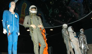 Our Space Suits on Exhibit at the South Florida Science Museum