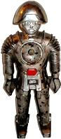 Our Buck Rogers Twiki Robot