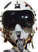 U.S. Navy VF-154 Flight Helmet