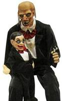 Our Ventriloquist & Dummy Animatronic Robot
