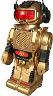 "Our ""Tommy Atomic"" Robot"