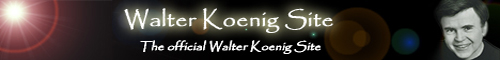 The Official Walter Koenig Web Site