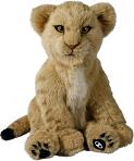 Robotic Lion Cub by WowWee