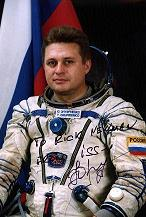 Yuri Ivanovich Onufrienko - Feb 21, 1996 Flight: Soyuz TM-23, March 15, 1996 Flight: EVA Soyuz TM-23-1, May 20, 1996 Flight: EVA Soyuz TM-23-2, May 24, 1996 Flight: EVA Soyuz TM-23-3, May 30, 1996 Flight: EVA Soyuz TM-23-4, June 6, 1996 Flight: EVA Soyuz TM-23-5, June 13, 1996 Flight: EVA Soyuz TM-23-6, December 5, 2001 Flight: STS-108, Jan 14, 2002 Flight: EVA STS-108-2, Jan 25, 2002 Flight: EVA STS-108-3