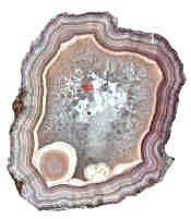 Agate from Northern Mexico